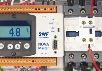 NovaMaster – Sistema elettronico di monitoraggio paranco