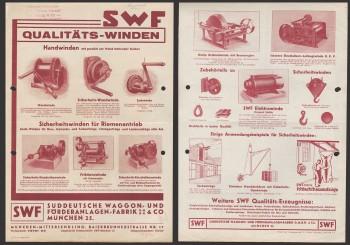 Qualitäts SWF, anno 1934