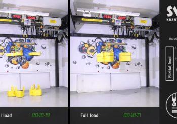 ESR – variazione della velocità in funzione del carico